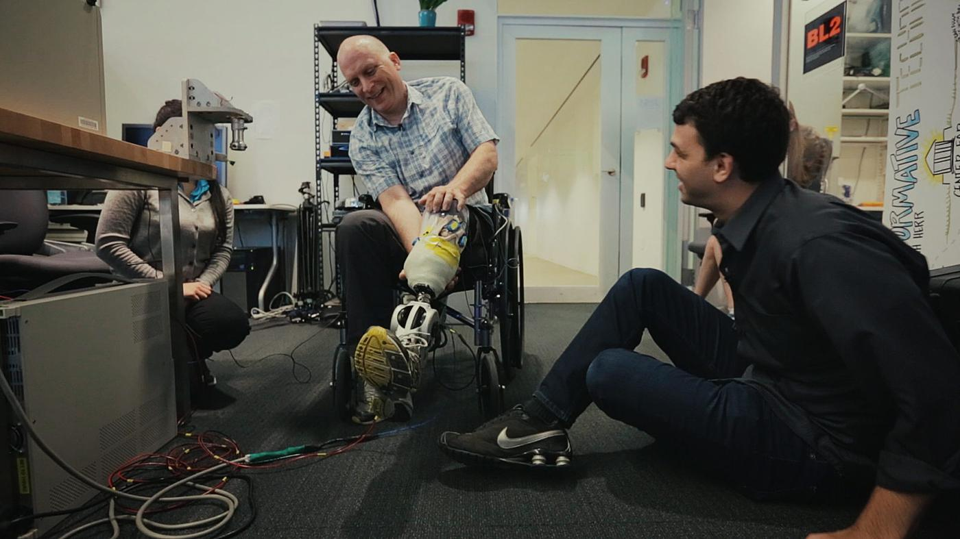 brain controlled artificial legs A mind-controlled prosthetic arm could revolutionize movement for amputees the robotic arm attaches to an implant inserted directly into the bone at the end of the remaining part of the limb, and.
