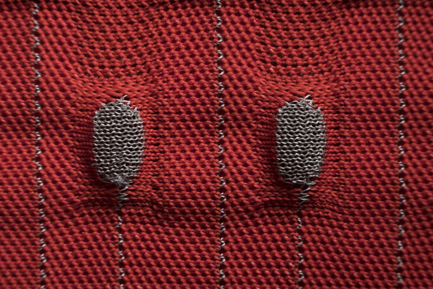 SensorKnits: Architecting textile sensors with machine knitting